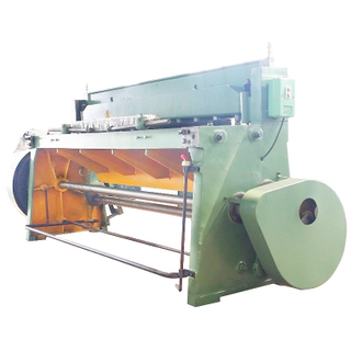 Q11 Mechanical Shearing Machine for Steel Plate Cutting