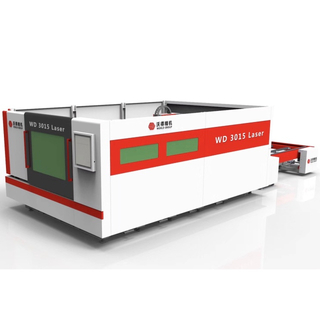 Fiber Laser Cutting Machine with 3 Meter Table