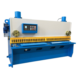 6mm Thickness Carbon Steel Plate Cutting Machine