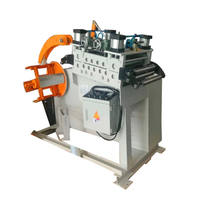 GL Series Compact 2 in 1 Uncoiler Straightening Machine