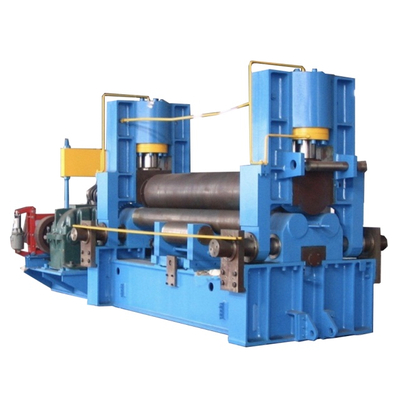 3 Roller Hydraulic Rolling Bending Machine